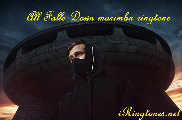 All Falls Down (marimba ringtone)