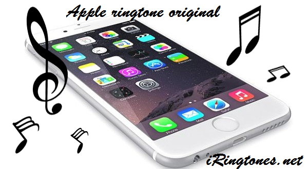 Apple ringtone original