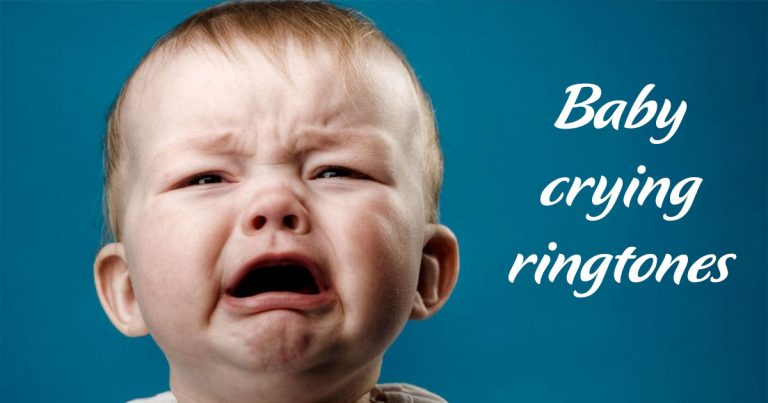 Baby-crying-ringtones
