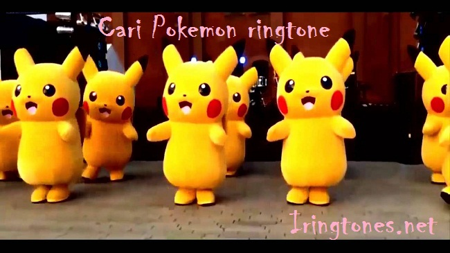 Cari-Pokemon-ringtone