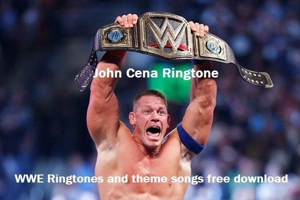 John Cena - WWE Ringtones free download