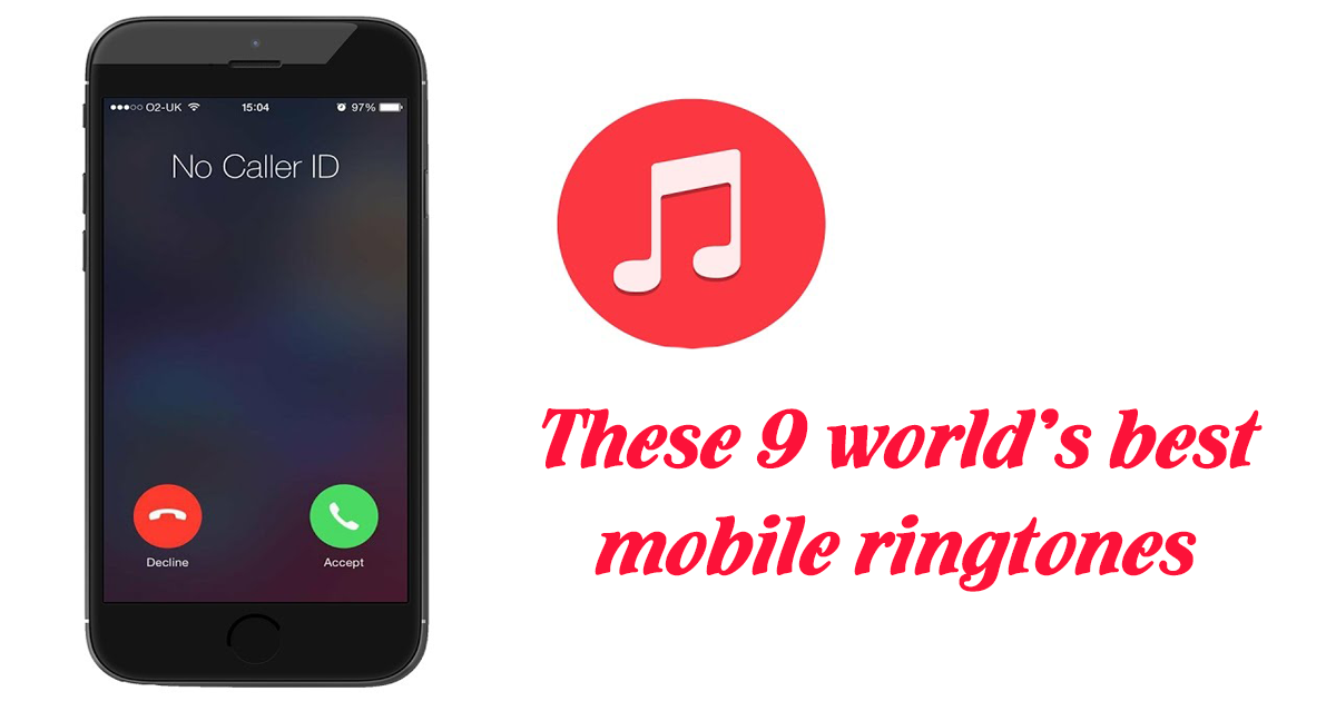 world's best mobile ringtones
