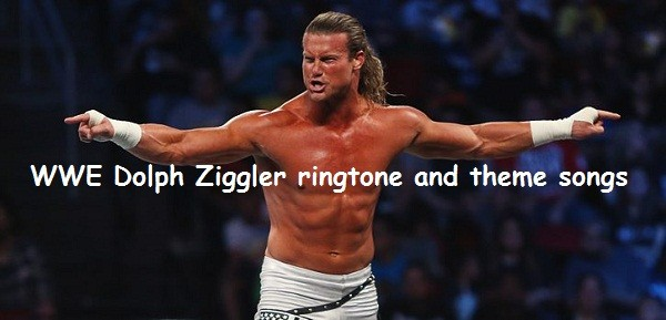 Download WWE Dolph Ziggler ringtone and theme songs