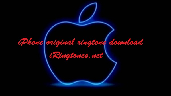 iPhone original ringtone download