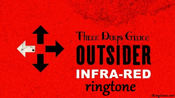 Infra - red ringtone - Three Days Grace