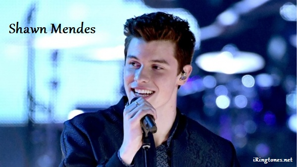 There's Nothing Holdin' Me Back ringtone - Shawn Mendes