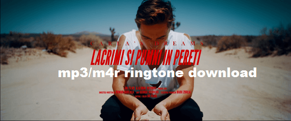 lacrimi-si-puni-in-pereti-ringtone-download-Carlas-Dreams