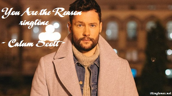 You Are the Reason ringtone - Calum Scott