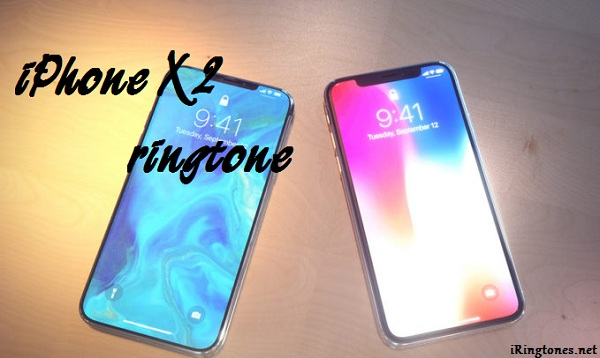 iPhone X 2 ringtone