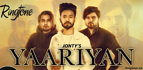 Yaariyan ringtone - Jonty free download